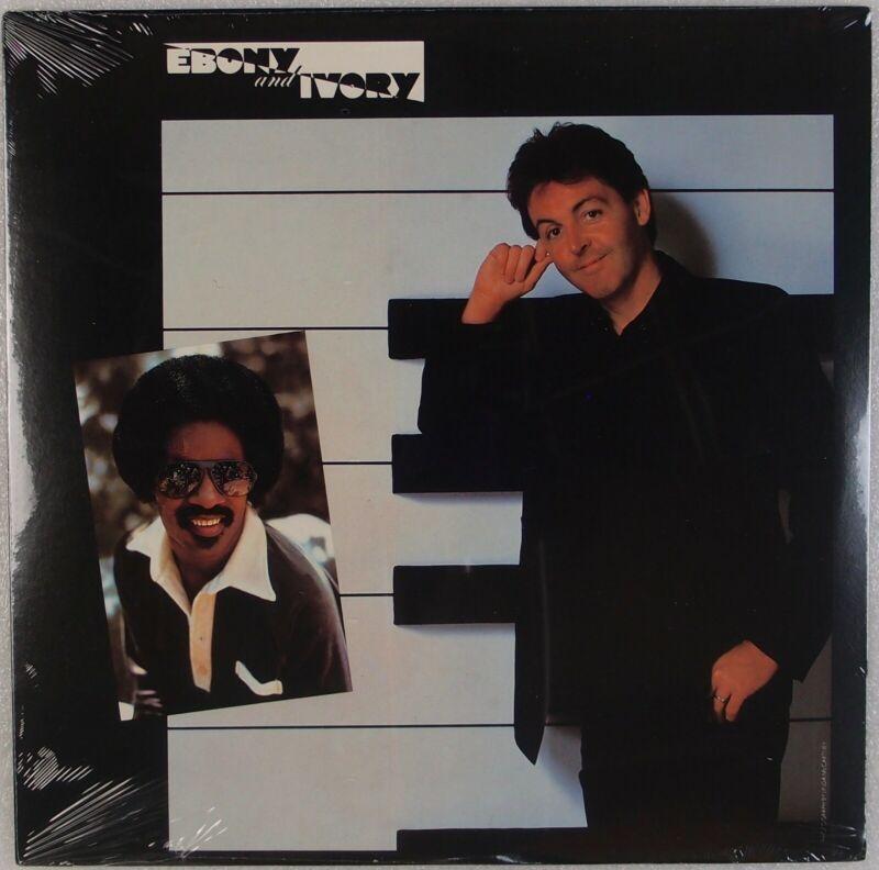 Ebony And Ivory Michael Jackson Paul Mccartney