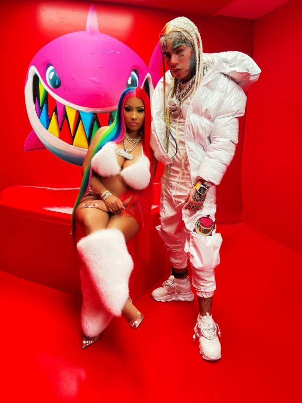 6ix9ine & Nicki Minaj