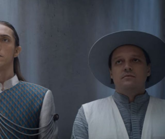 Arcade Fire in Bill & Ted 3