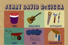 Jerry David DeCicca - The Unlikely Optimist And His Domestic Adventures