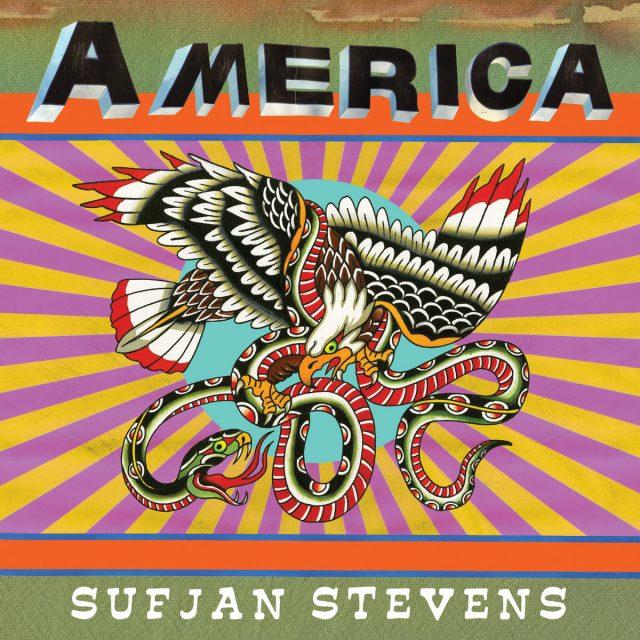 """Sufjan Stevens - """"America"""""""