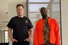 Elon Musk & Kanye West