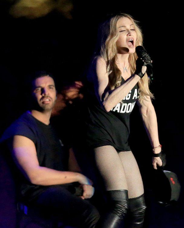 Drake & Madonna