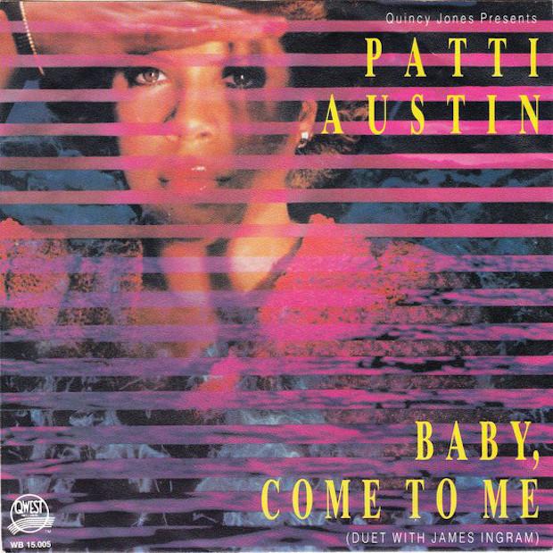 Patti Austin - Baby Come To Me