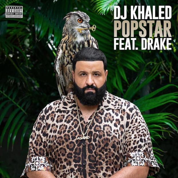 "Drake & DJ Khaled Team Up On New Songs ""Popstar"" & ""Greece ..."