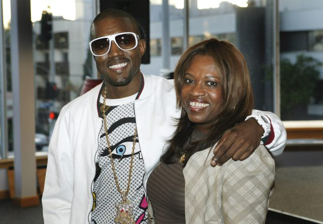 CA: Kanye West and Donda West Sign Copies Of Her New Book
