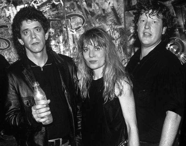 Tom Tom Club And Lou Reed