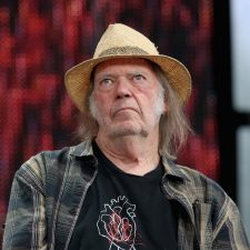 Neil Young Sues Donald Trump