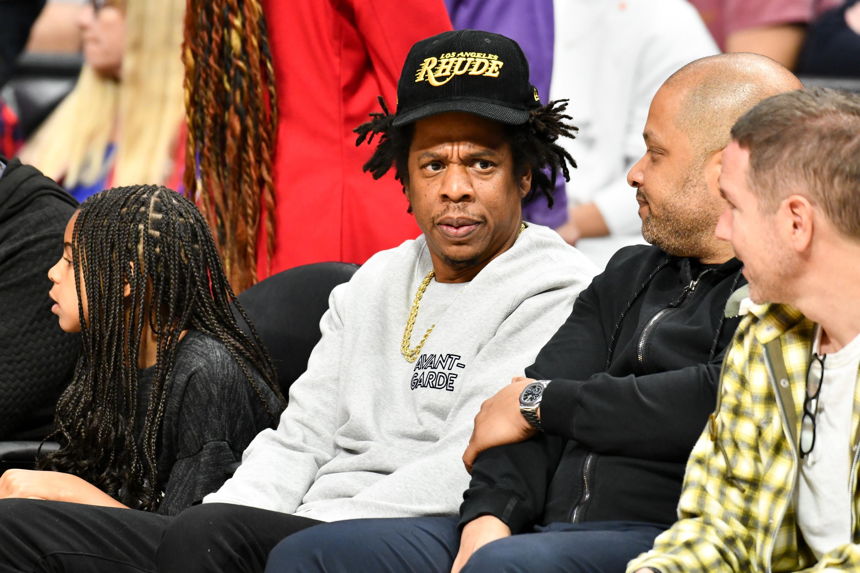 Jay Z Raps About Black Entrepreneurship On New Pharrell Song Stereogum