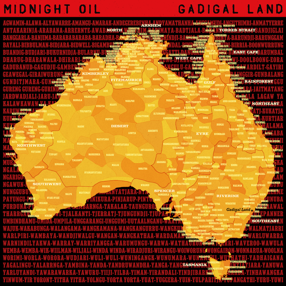 """Midnight Oil Share """"Gadigal Land,"""" First New Song In 17 Years: Listen -  Stereogum"""