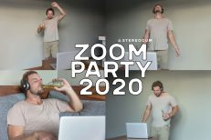 Zoom Party 2020