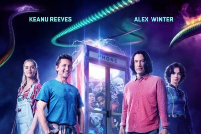 Bill & Ted's Music Team On Wyld Stallyns, Air Shredding, And Helping Keanu Reeves Learn To Play Bagpipes