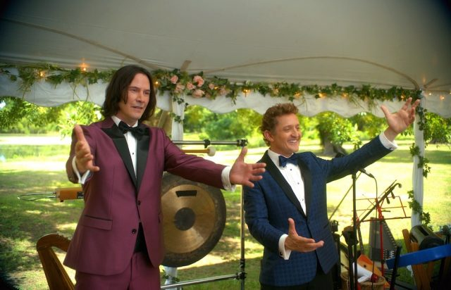 Bill And Ted's Wedding Performance