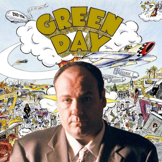 James Gandolfini loved Green Day's 'Dookie'