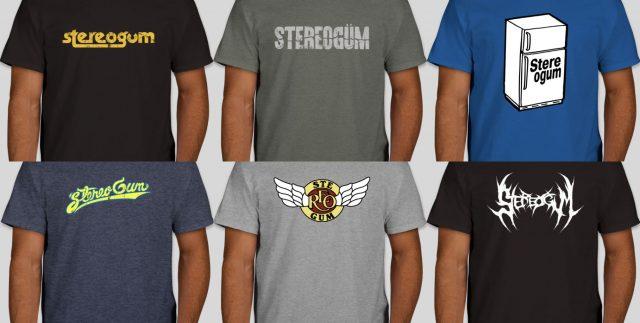 Stereogum T-Shirts