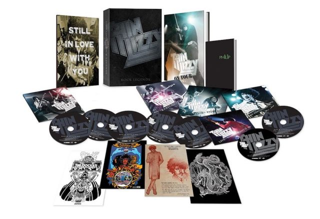 Thin Lizzy Box Set