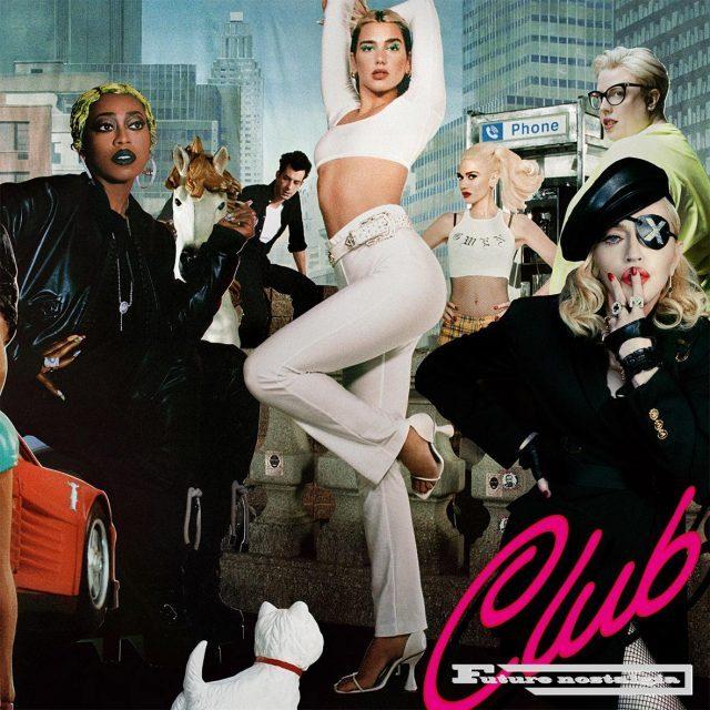 Club Future Nostalgia