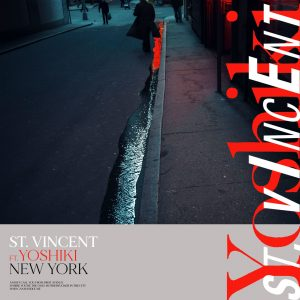"St. Vincent - ""New York"" (Feat. Yoshiki)"