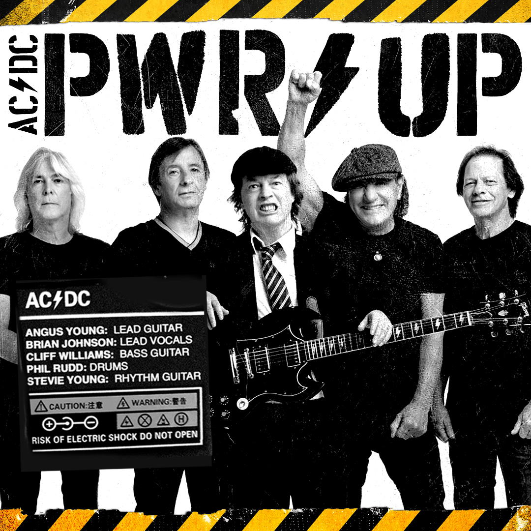 AC/DC Reunite With Former Members For 'Power Up' - Stereogum