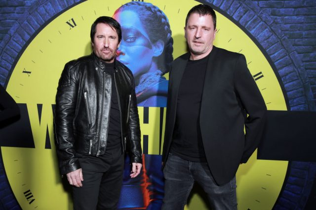 Trent Reznor & Atticus Ross Win First Emmy For 'Watchmen' Score - Stereogum