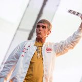 "Stone Roses' Ian Brown Says COVID Was ""Planned,"" Releases Anti-Lockdown Song"