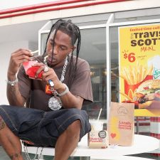 McDonald's Warns Workers About Travis Scott Fans