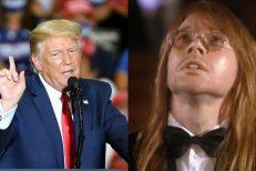 Trump & Axl