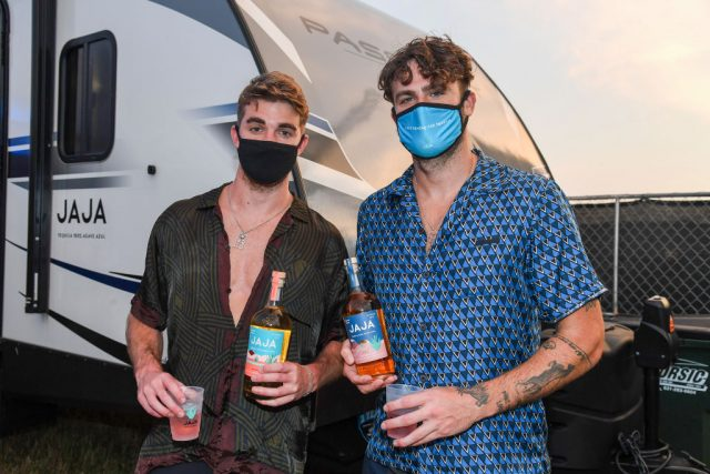 'Safe & Sound' Drive-In Concert Fundraiser Presented by JAJA Tequila and In The Know Experiences In Partnership with Bumble