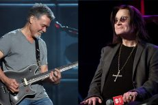 Eddie Van Halen & Ozzy Osbourne