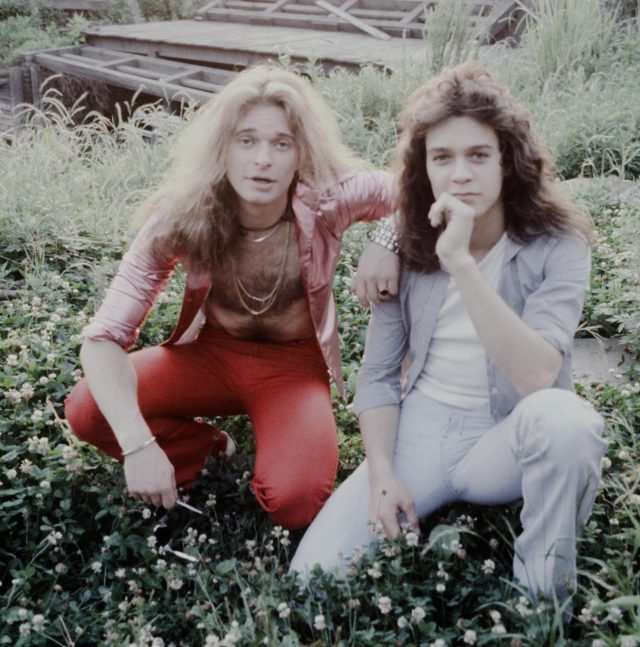 David Lee Roth & Edward Van Halen