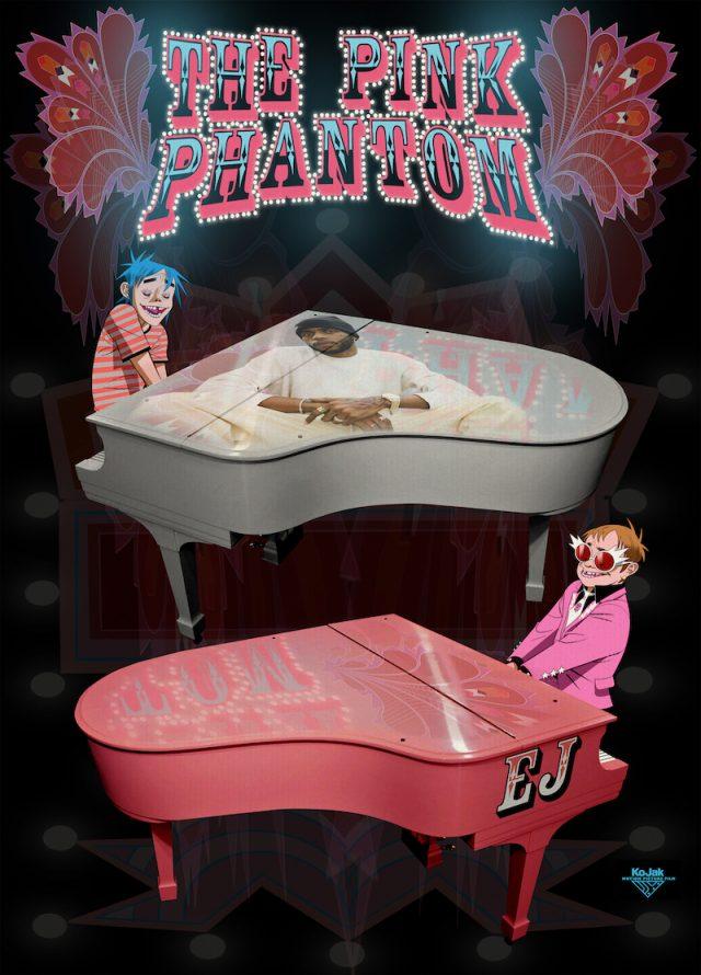 """The Pink Phantom"""