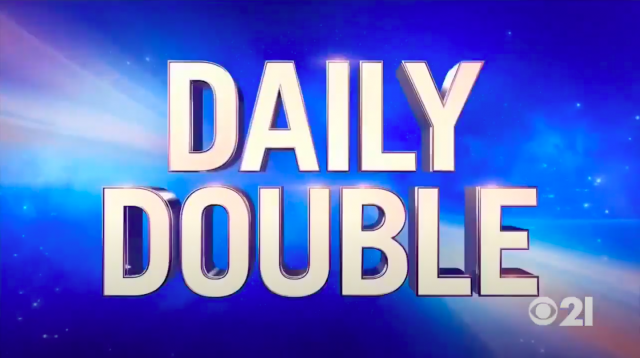 Jeopardy! Daily Double