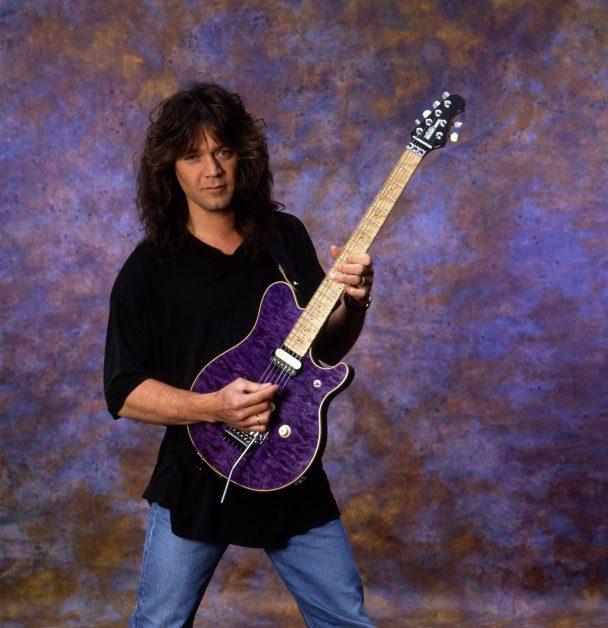 Eddie Van Halen Dead At 65Eddie Van Halen Dead At 65
