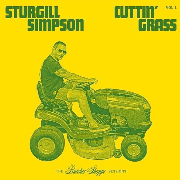Cuttin' Grass Vol. 1 - The Butcher Shoppe Sessions