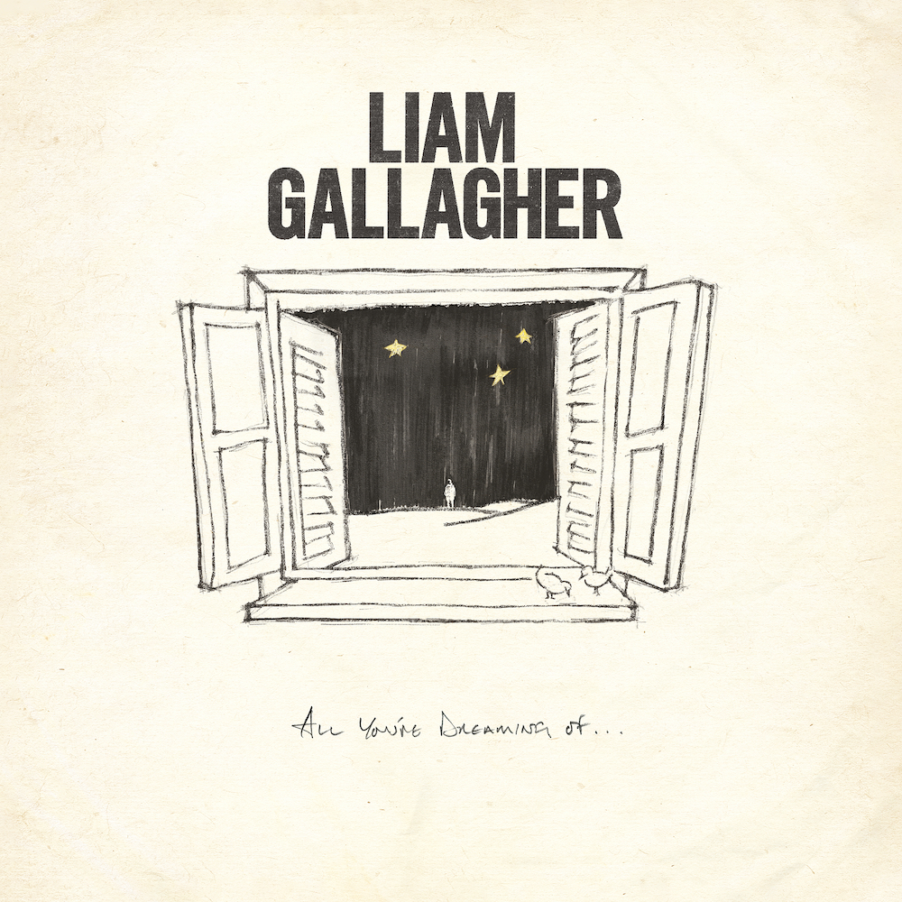 "Liam Gallagher – ""All You're Dreaming Of"" - Stereogum"