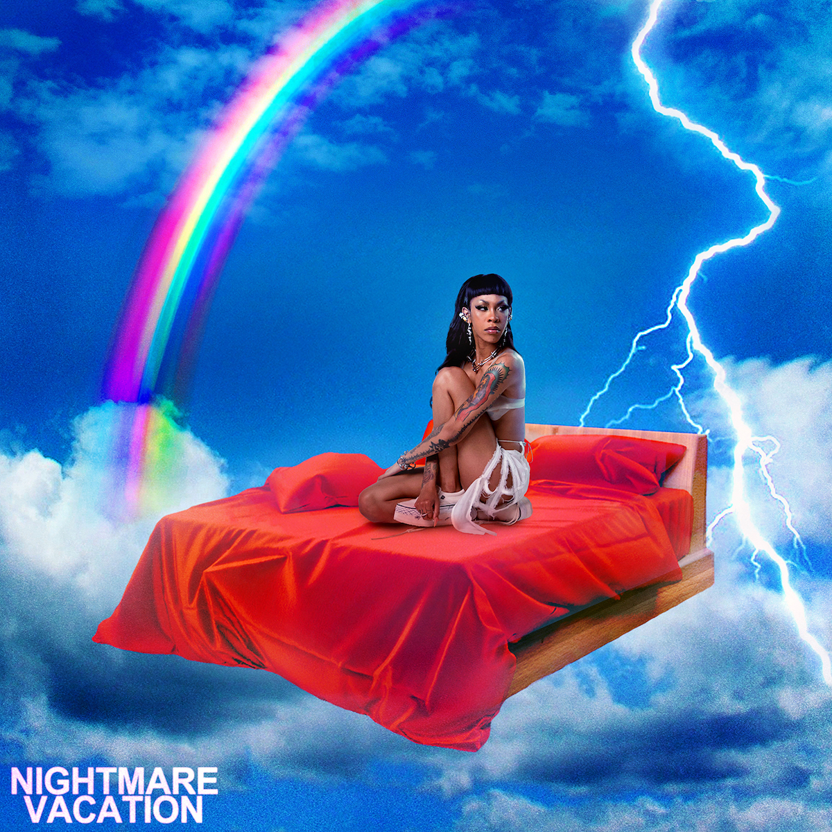 Rico Nasty 'Nightmare Vacation' Review - Stereogum