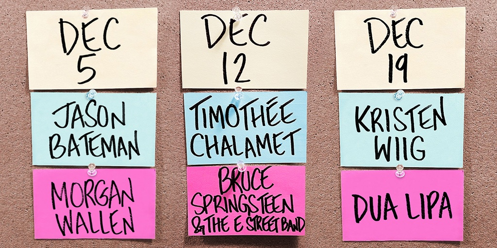 Snl Musical Guests Bruce Springsteen Dua Lipa Set For December 2020