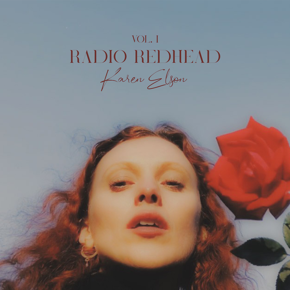 Hear Karen Elson Cover Robyn, Cher, ABBA, & More On New EP Radio Redhead Vol. 1