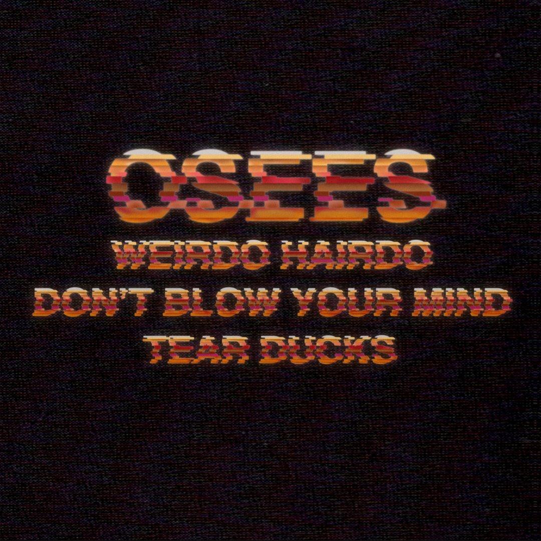 Stream Osees' Weirdo Hairdo EP Featuring An Alice Cooper Cover