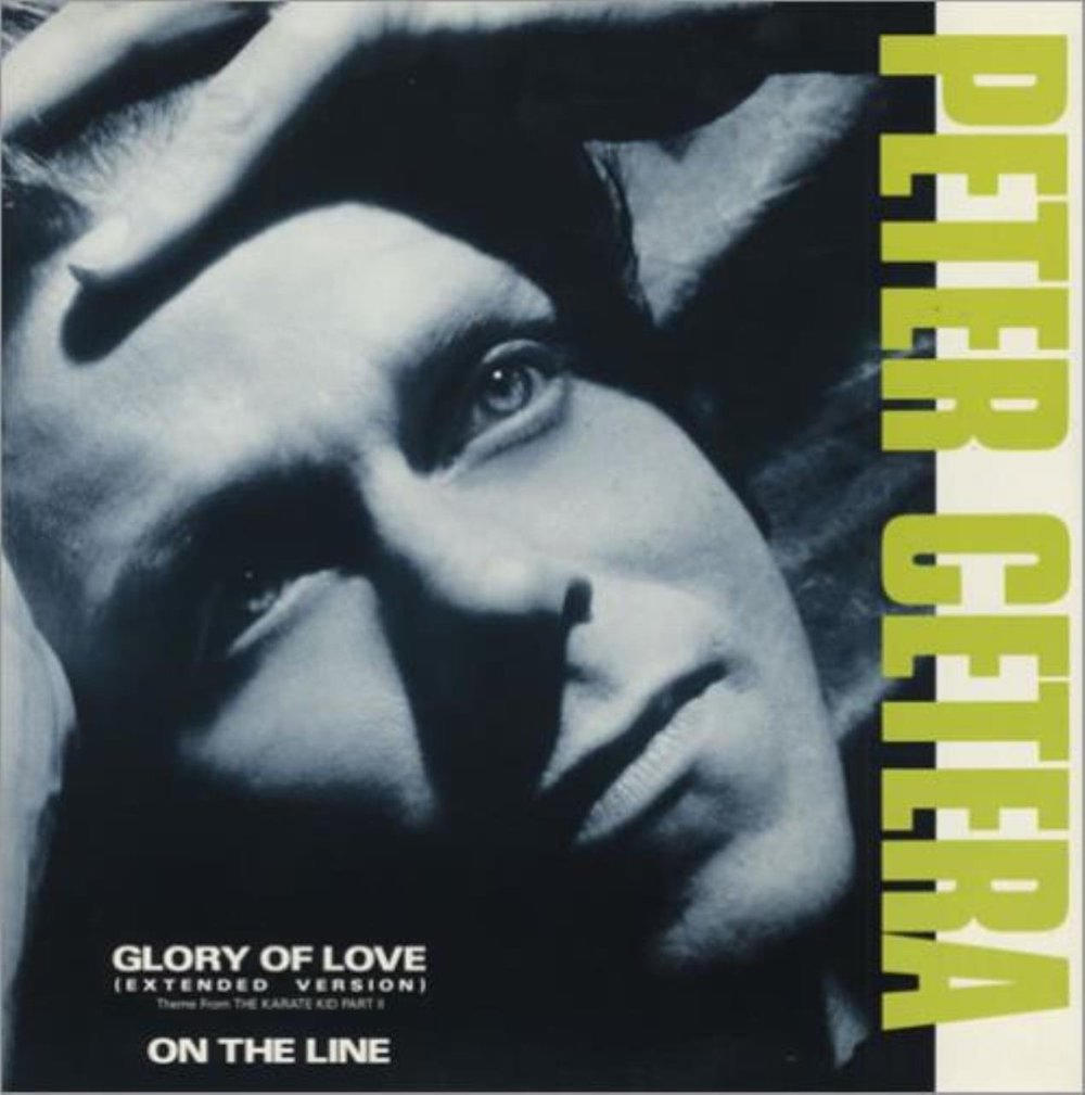 """The Number Ones: Peter Cetera's """"Glory Of Love"""""""