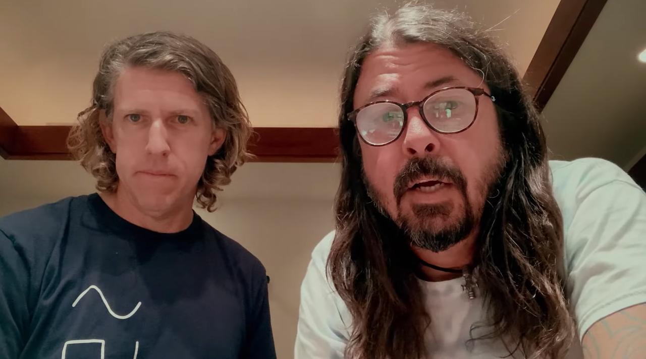 Dave Grohl & Greg Kurstin Announce 8 New Cover Songs For Hanukkah