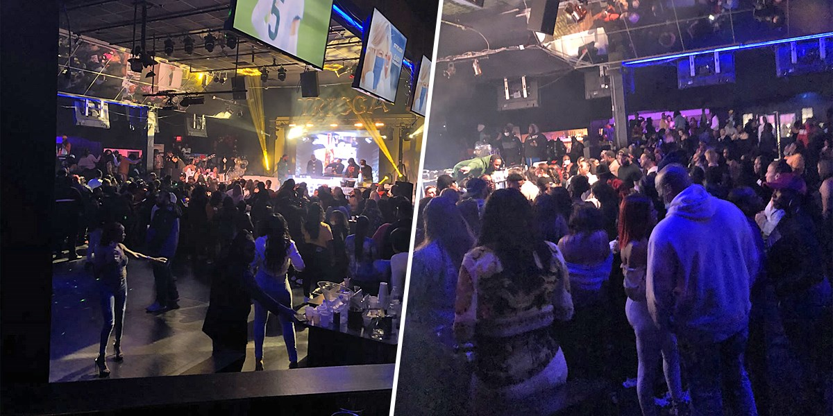 Columbus Nightclub Cited For Packing 500 People Into An Indoor Trey Songz Concert