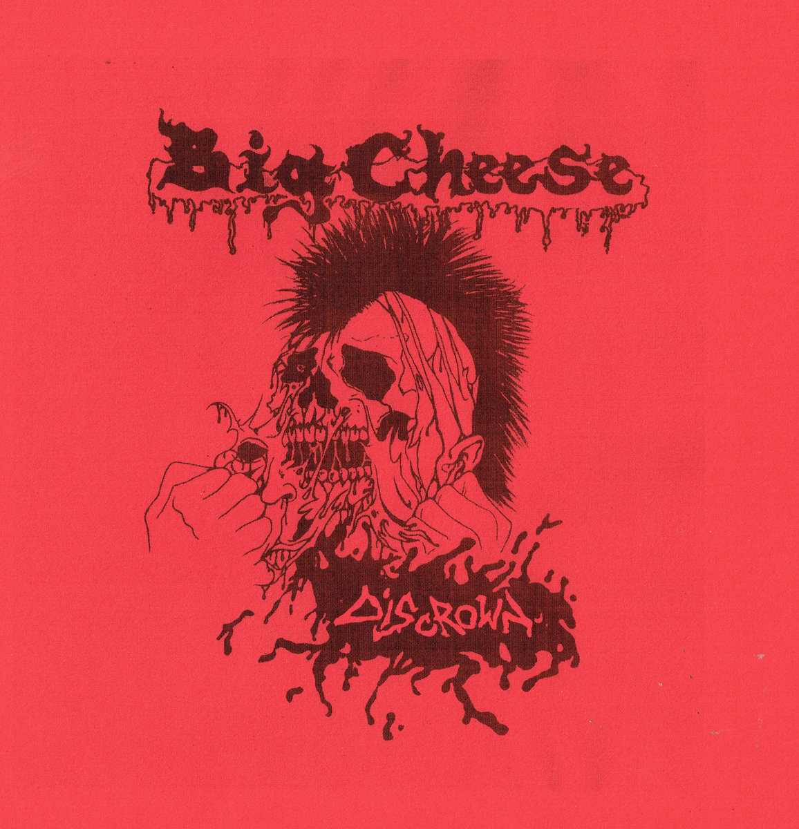 "Big Cheese – ""DISCROWN"""