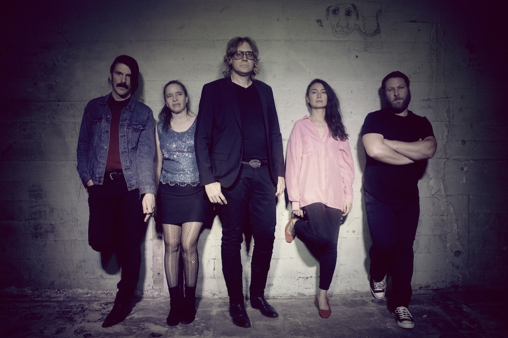 "The Besnard Lakes Share ""Feuds With Guns"": Listen"