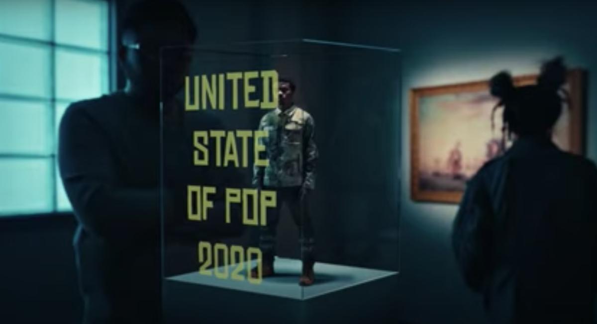 "Watch DJ Earworm's ""United State Of Pop 2020″ Mashup"
