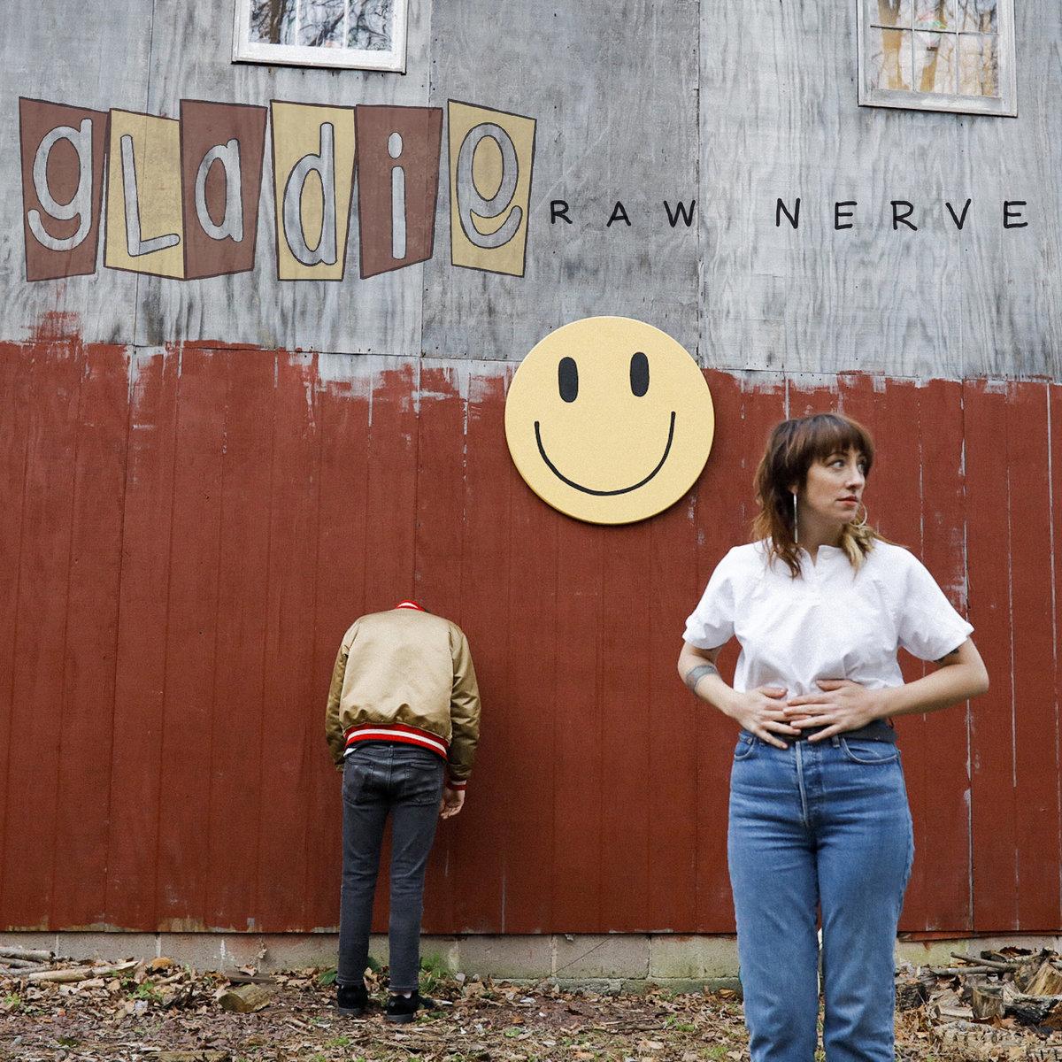 Stream Gladie's Raw Nerve EP