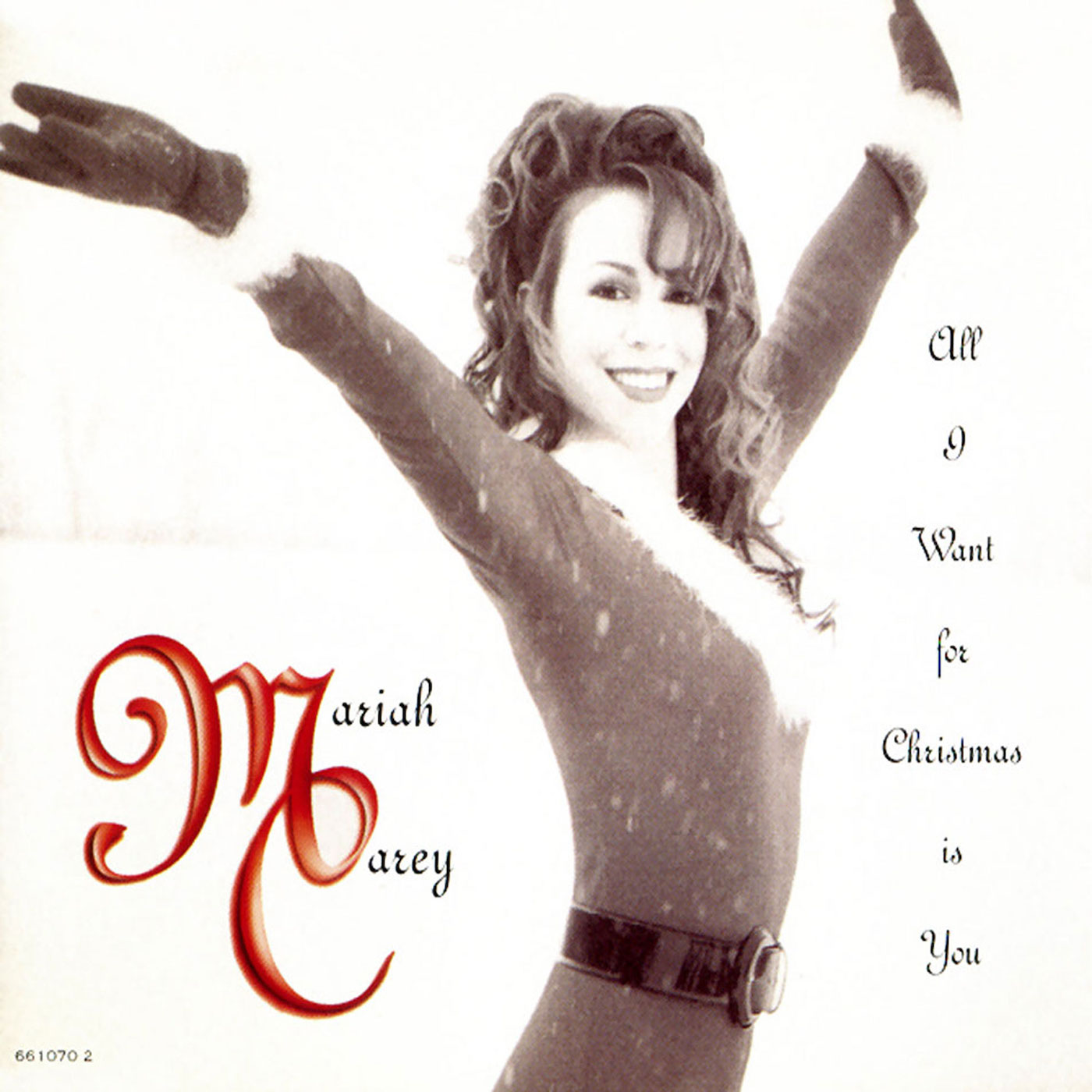 """Mariah Carey's """"All I Want For Christmas Is You"""" Is Back At #1"""
