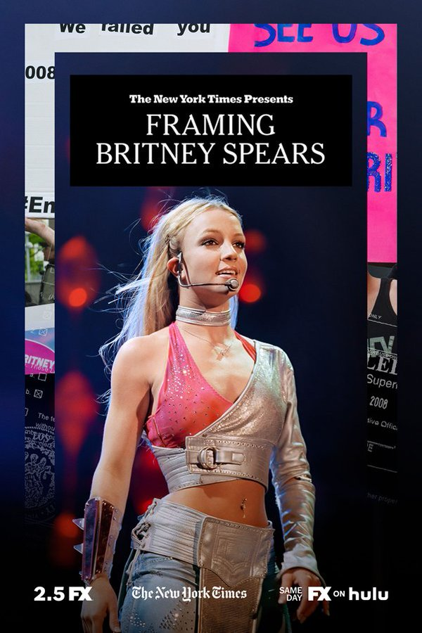 Framing Britney Spears' Trailer: Preview NYT's Documentary For FX & Hulu