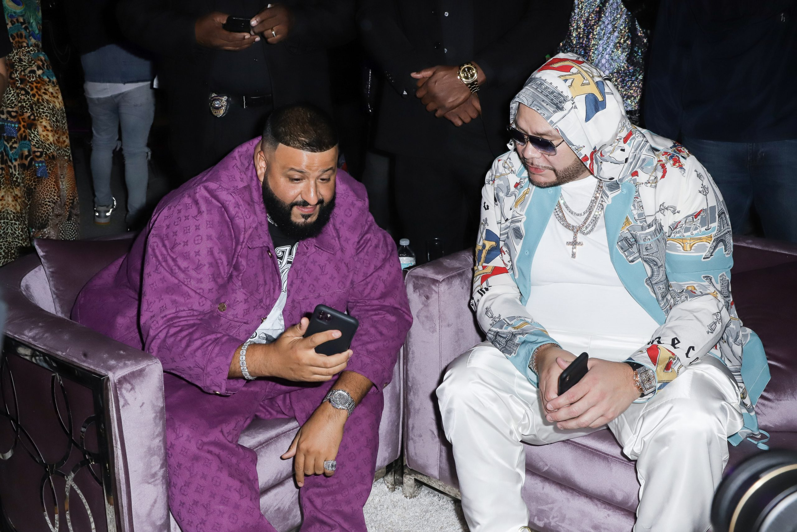 OnlyFans' Latest Superstar Account: Fat Joe & DJ Khaled