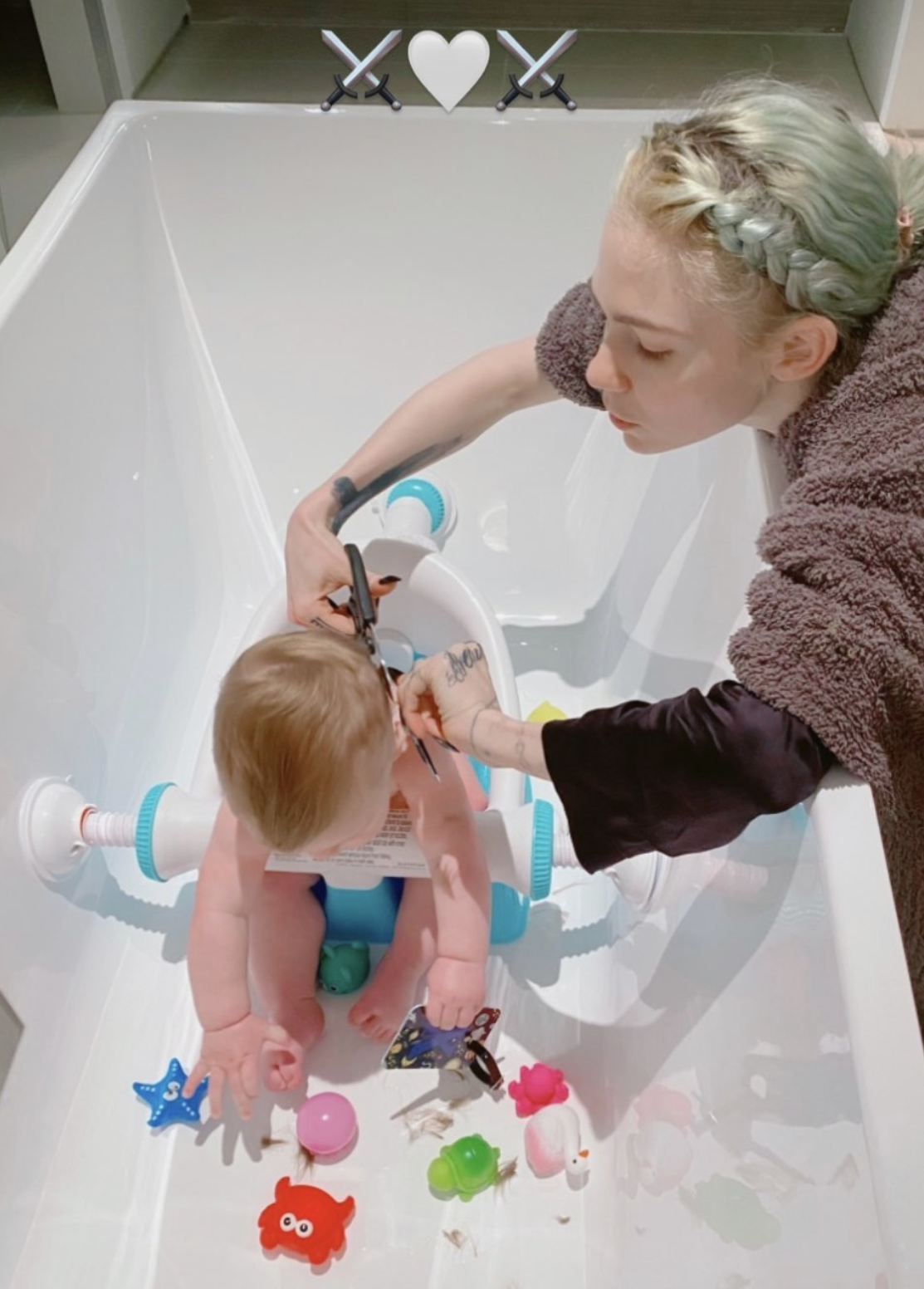 Grimes Answers Questions About New Album, Parenting, Going To Mars
